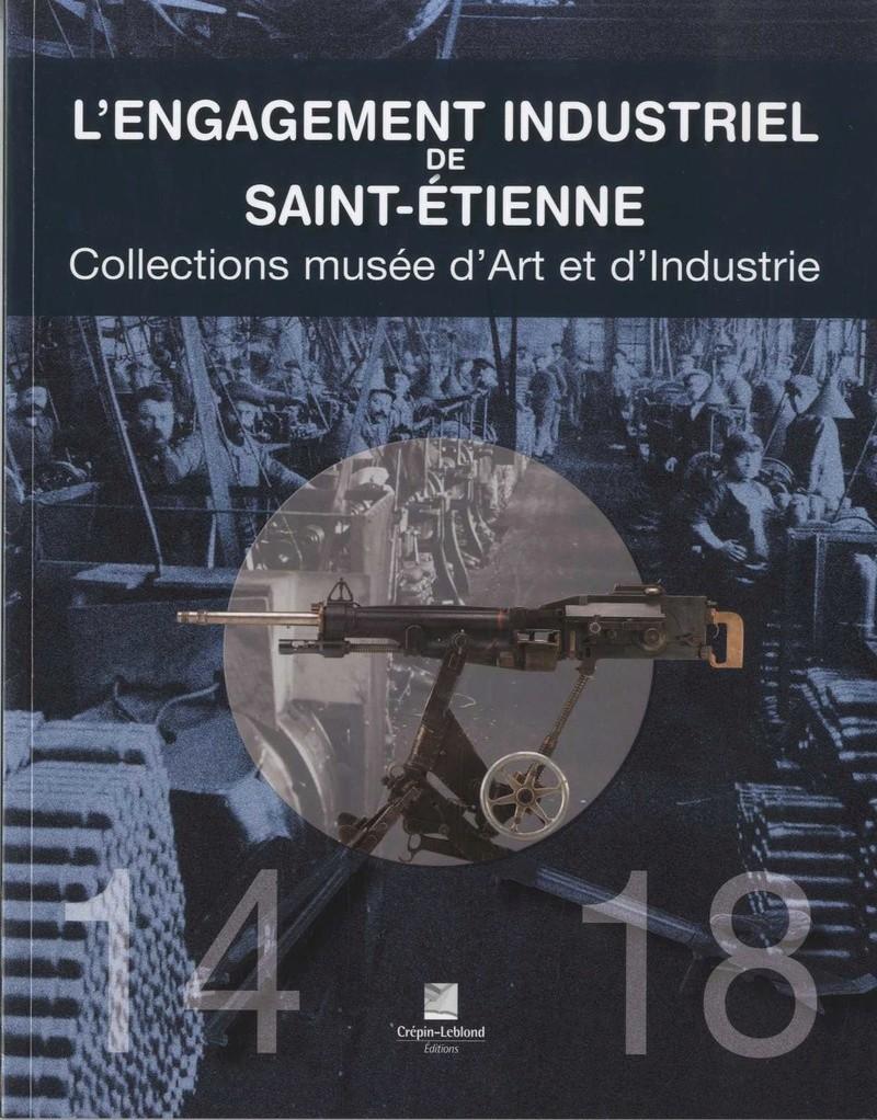 """Vient de sortir : """"L'effort industriel de Saint-Etienne 14-18"""" Couv_l11"""