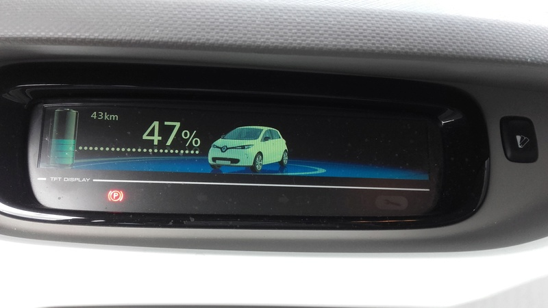 """Comparatif : nouvelle Leaf 30 kWh / """"vieille"""" Zoé Q210 22 kWh 20160812"""