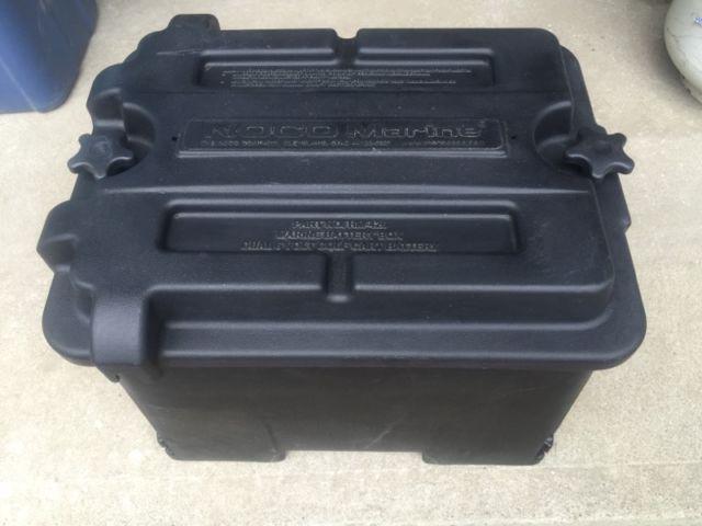 VENDU - boitier de Batterie 6v Noco10