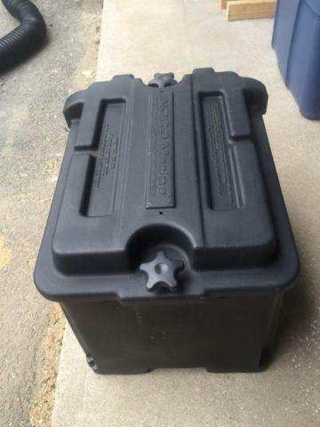 VENDU - boitier de Batterie 6v Noco310