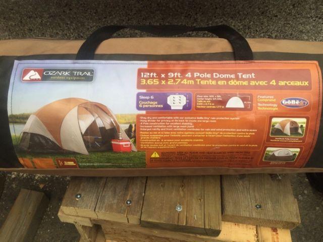 VENDU - Tente pour 6 personnes Tente10