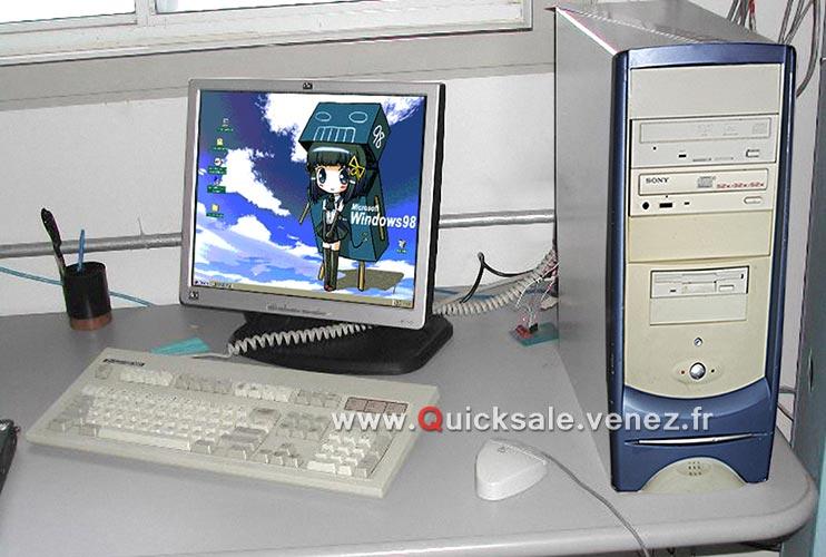 [VENDU] Tour Compaq Presario Windows 98Se - 60€ Compaq10