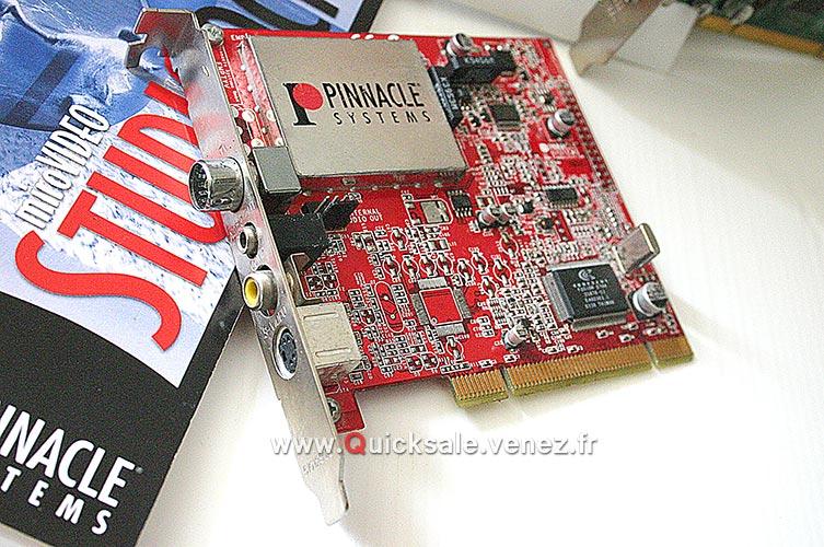 [VDS] Carte D'acquisition Pinnacle Miro DC10 + 25€ Dc10-p14