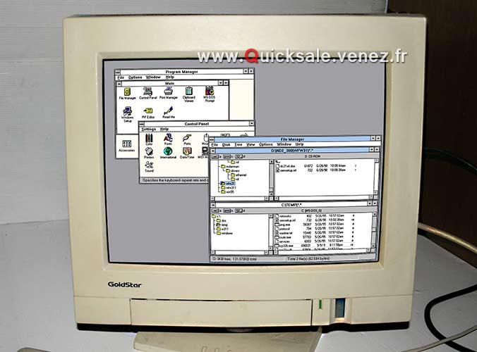 Pièces informatique Carte ISA, PCI, AGP, ect... Goldst10