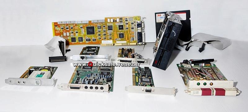 Pièces informatique Carte ISA, PCI, AGP, ect... Qs0110