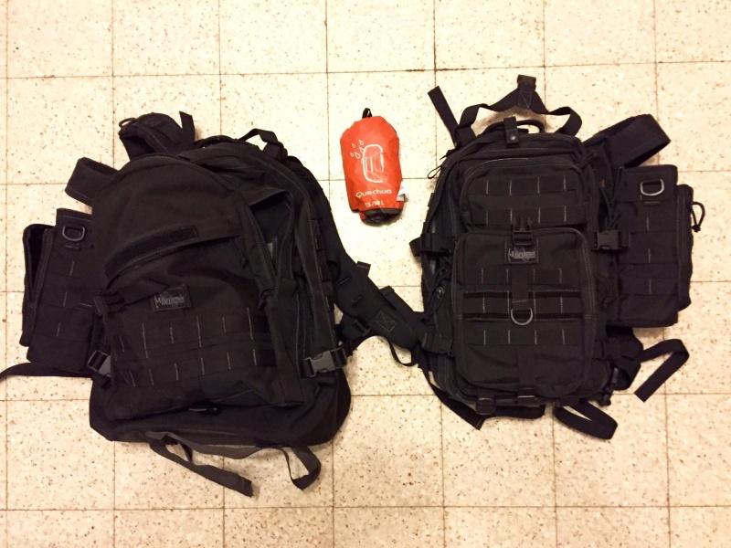 Nouveau sac : Osprey Kestrel 48 Image24