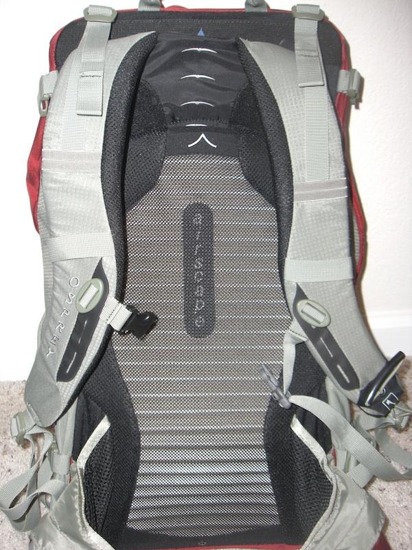 Nouveau sac : Osprey Kestrel 48 Image27