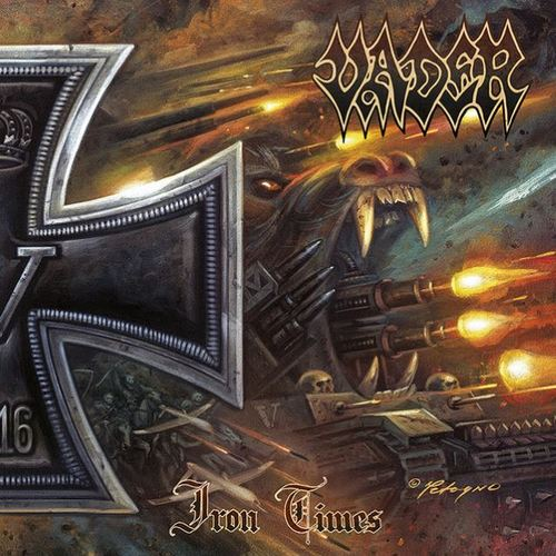 Vader - Iron Times  (2016) EP 23192110