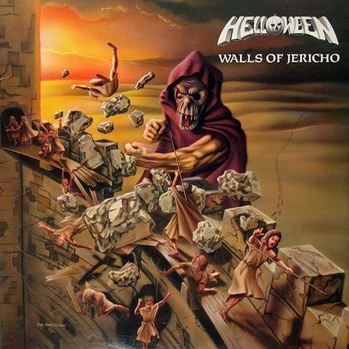 Helloween - Walls of Jericho (1985) Hellow10