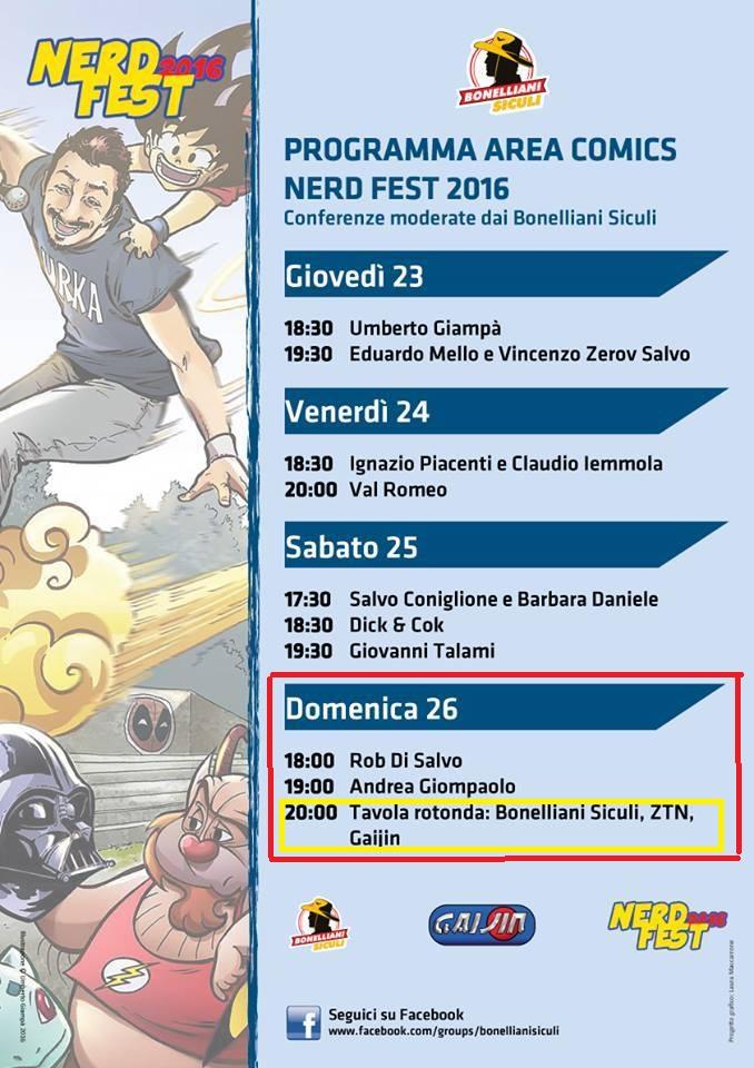 NERD FEST 2016- FINE GIUGNO 2016 111