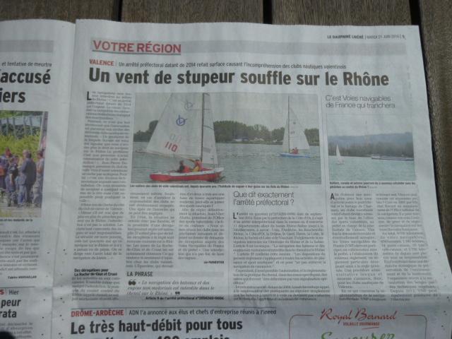 TOUS les spots situés sur le Rhône menaçés d'interdiction - Page 4 P1020712