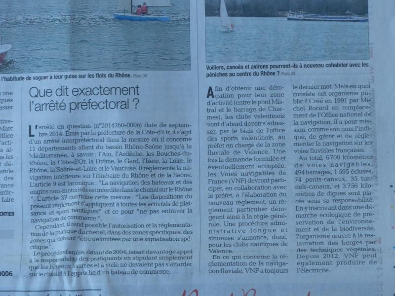 TOUS les spots situés sur le Rhône menaçés d'interdiction - Page 4 P1020914