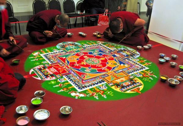 Легенды. Тибетская Книга Мертвых. 4-1110
