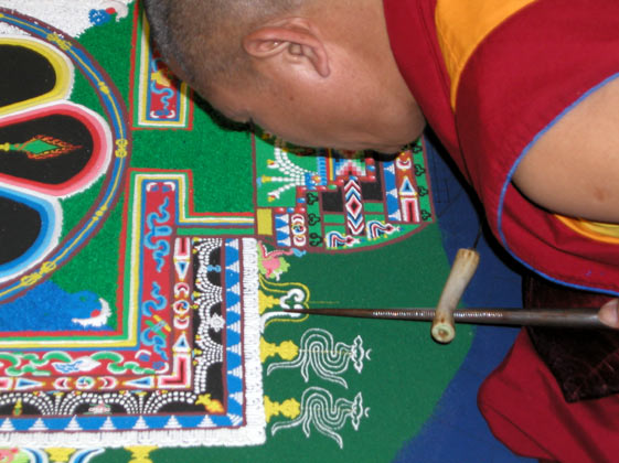 Легенды. Тибетская Книга Мертвых. 4-1210
