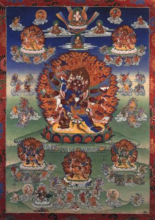 Легенды. Тибетская Книга Мертвых. 4-1410