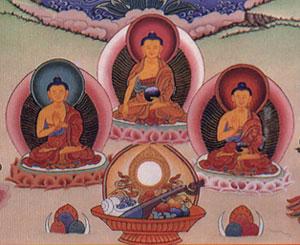 Будды Трёх Времён 4-410