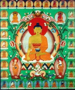 Тридцать пять Будд Покаяния 4-810
