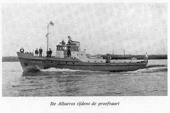 L'Albatros - Douanes néerlandaises - au 1/50 sur plans Albatr10