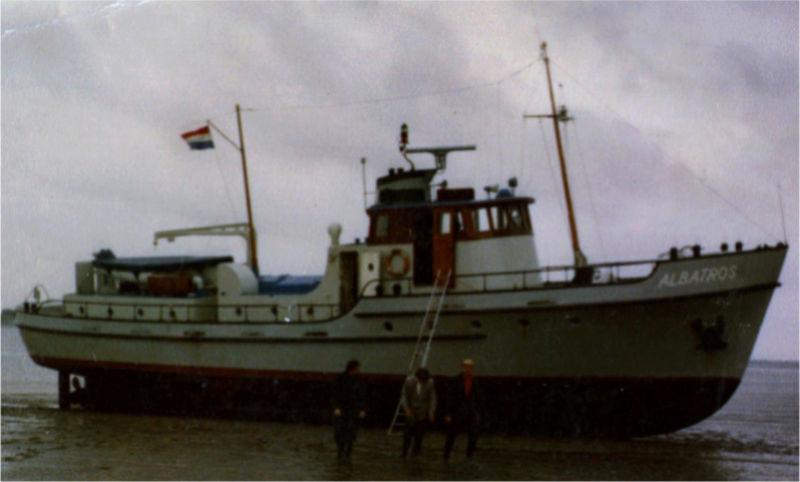 L'Albatros - Douanes néerlandaises - au 1/50 sur plans Albatr11