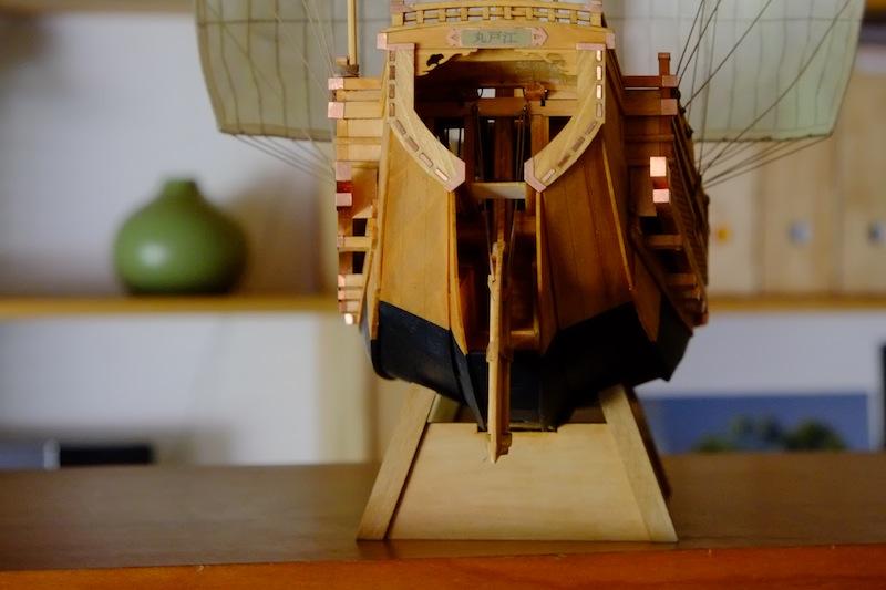 Construction d'un Higaki Kaisen - 1/72 - Scratch  Decroc10