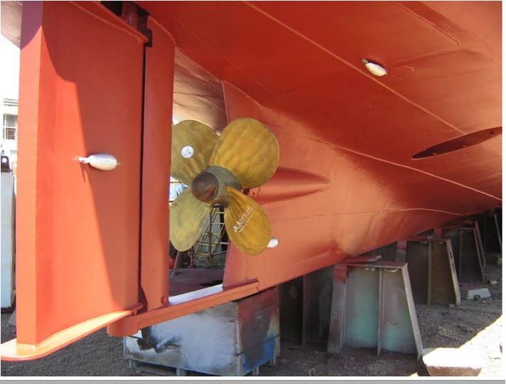 L'Albatros - Douanes néerlandaises - au 1/50 sur plans Passag10