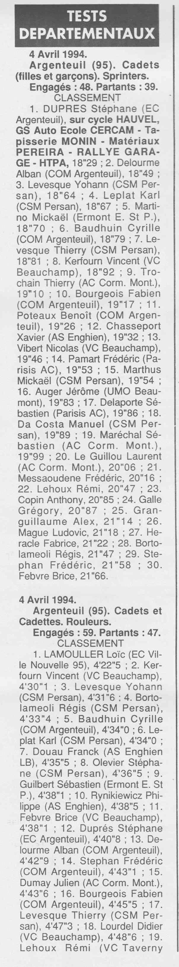 Coureurs et Clubs de Octobre 1993 à Septembre 1996 - Page 4 00543