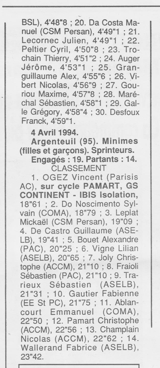 Coureurs et Clubs de Octobre 1993 à Septembre 1996 - Page 4 00637