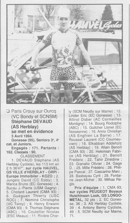 Coureurs et Clubs de Octobre 1993 à Septembre 1996 - Page 4 00835