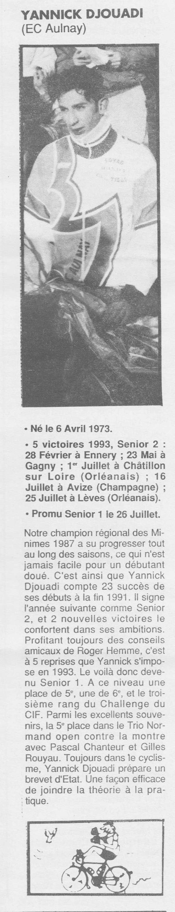 Coureurs et Clubs de Octobre 1993 à Septembre 1996 - Page 2 00930