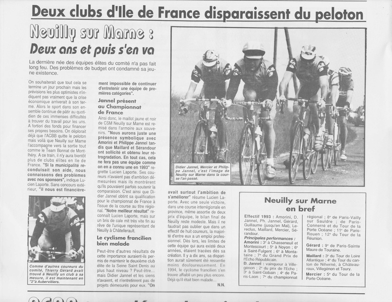 Coureurs et Clubs de Octobre 1993 à Septembre 1996 - Page 2 01030