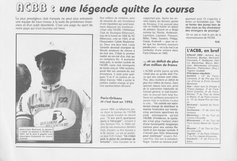 Coureurs et Clubs de Octobre 1993 à Septembre 1996 - Page 2 01124