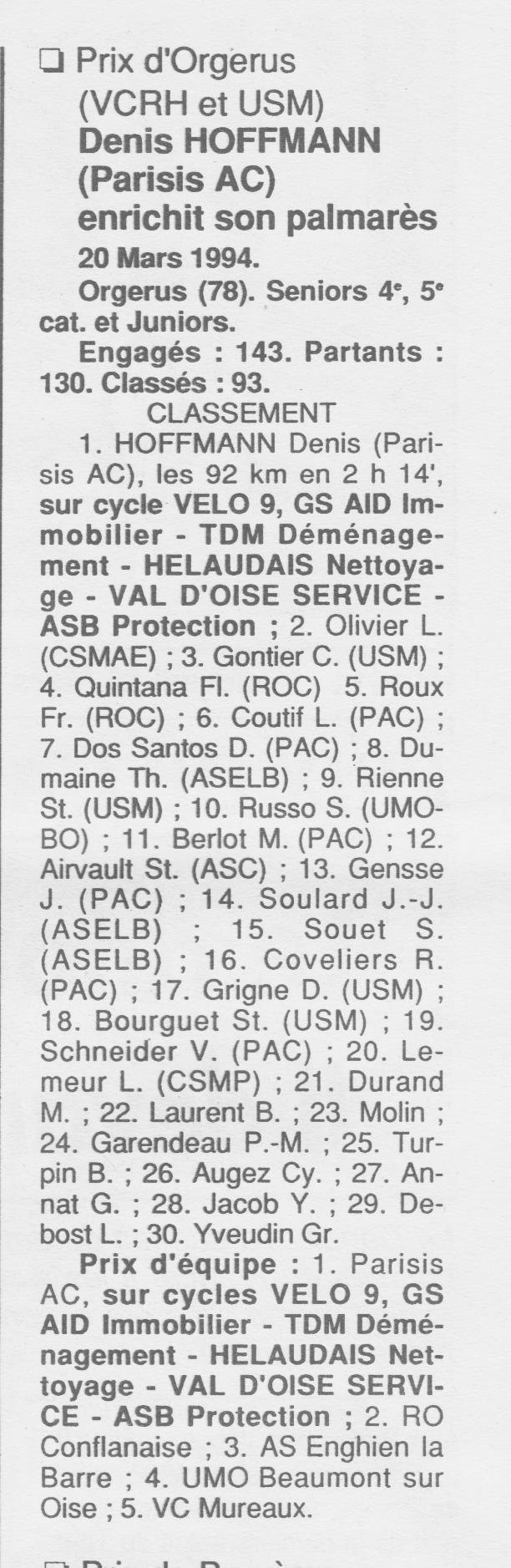 Coureurs et Clubs de Octobre 1993 à Septembre 1996 - Page 4 01126