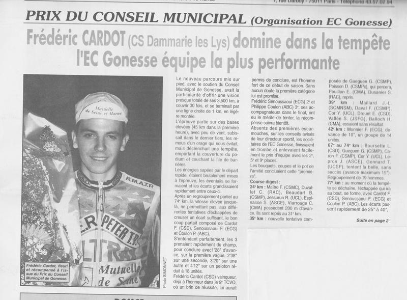 Coureurs et Clubs de Octobre 1993 à Septembre 1996 - Page 5 01127