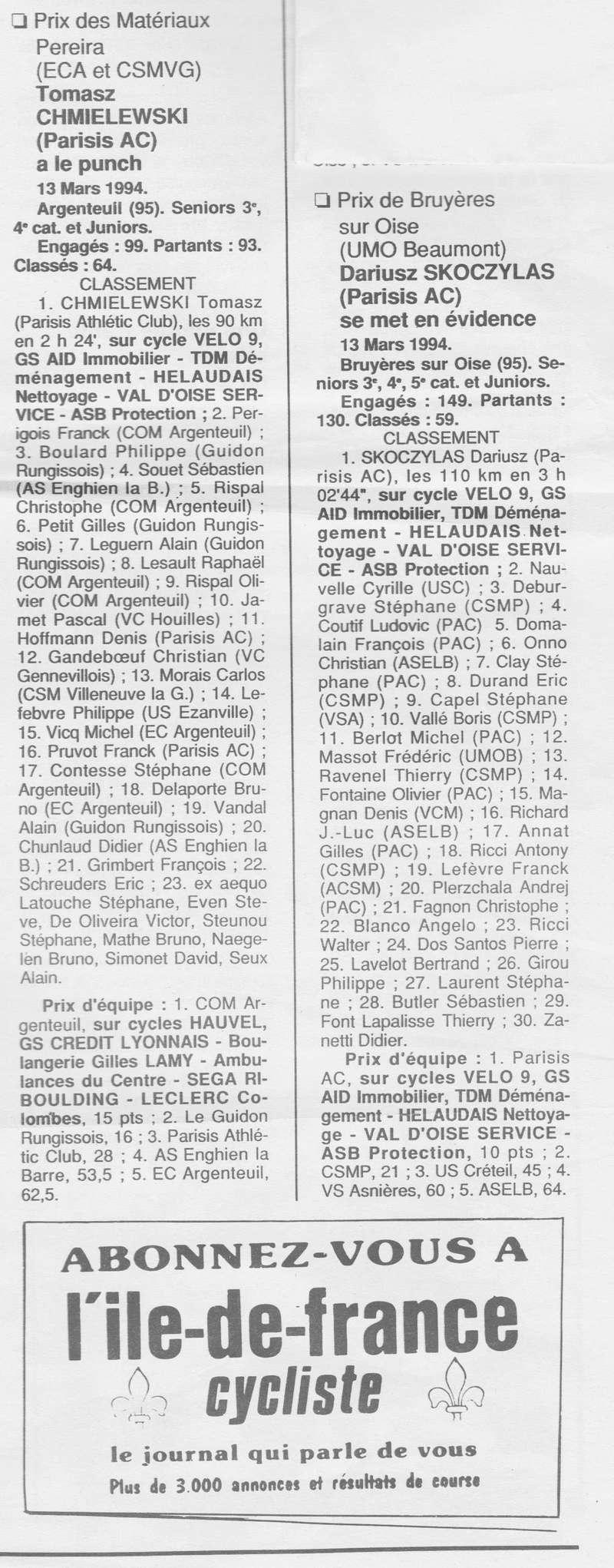 Coureurs et Clubs de Octobre 1993 à Septembre 1996 - Page 4 01227