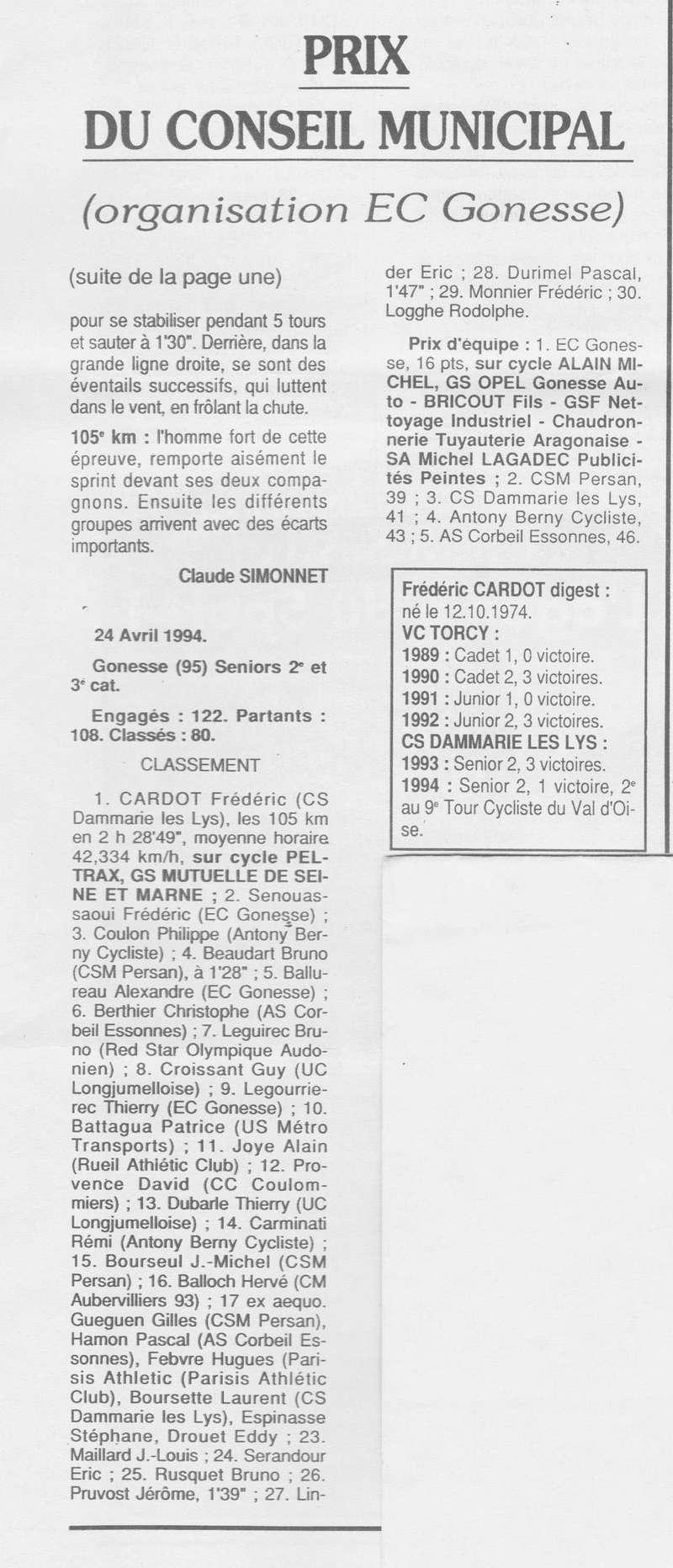 Coureurs et Clubs de Octobre 1993 à Septembre 1996 - Page 5 01228