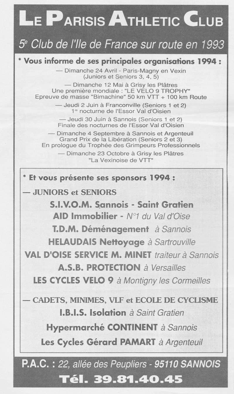 Coureurs et Clubs de Octobre 1993 à Septembre 1996 - Page 4 01325