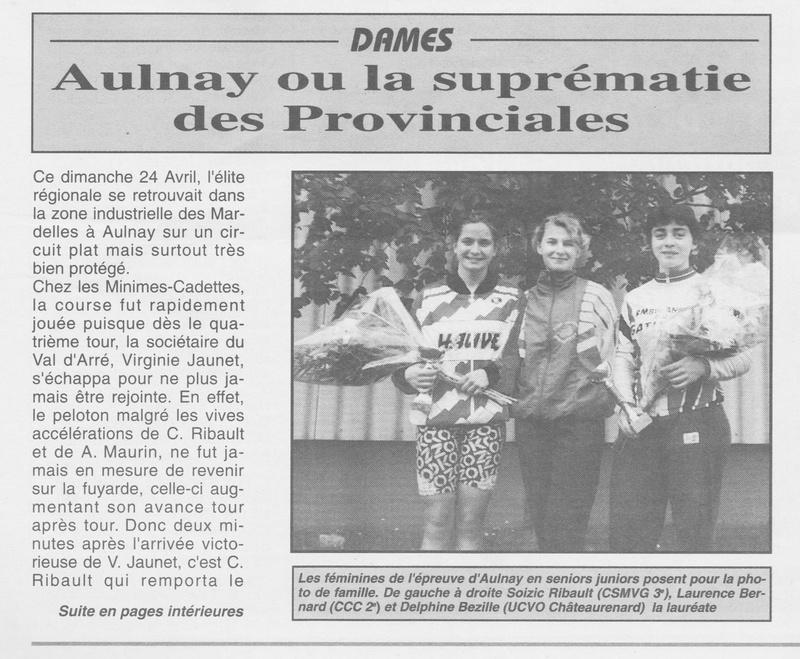 Coureurs et Clubs de Octobre 1993 à Septembre 1996 - Page 5 01522
