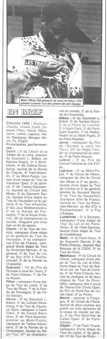 Coureurs et Clubs de Octobre 1993 à Septembre 1996 - Page 2 01616