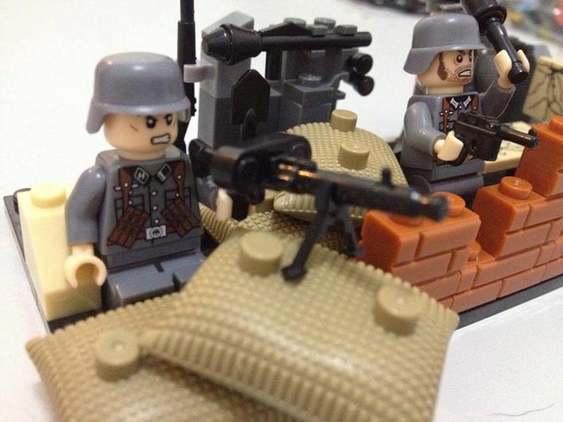 Réalisations en Lego 13219810