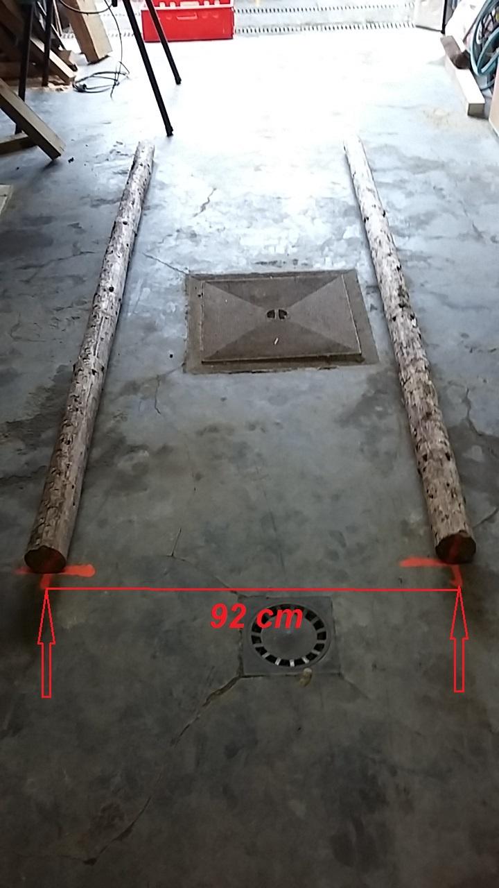 Construction mirador de battue étape par étape via PLC !  410