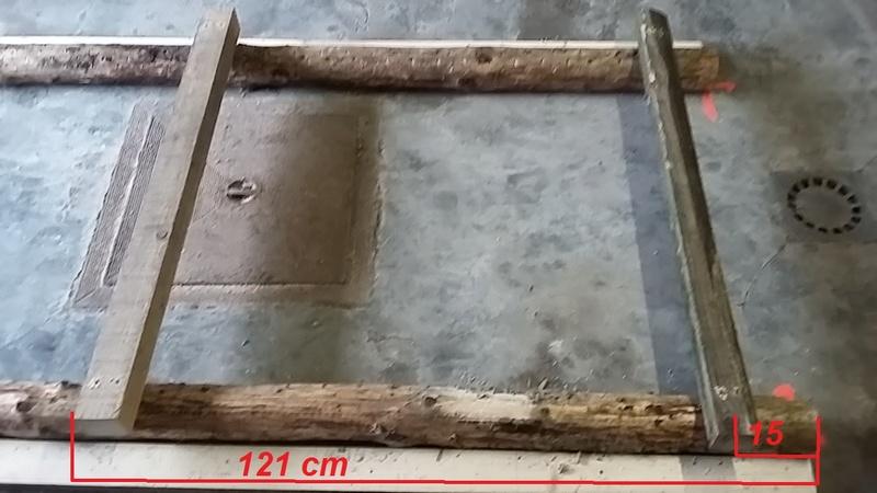 Construction mirador de battue étape par étape via PLC !  910