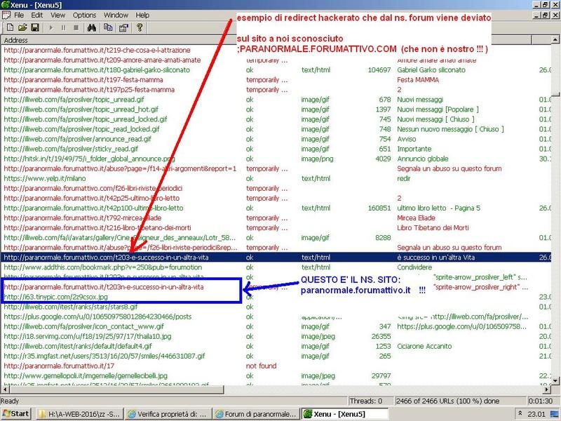 Link deviati dal mio forumattivo a un altro forumattivo Hacker12