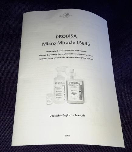 PROBISA - Bio-Bodenreiniger Anleit10