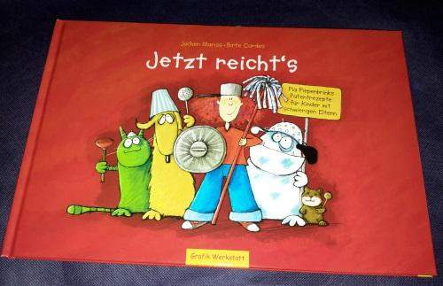 Jetzt reicht's: Pia Piepenbrinks Patentrezepte für Kinder mit schwierigen Eltern Cover12