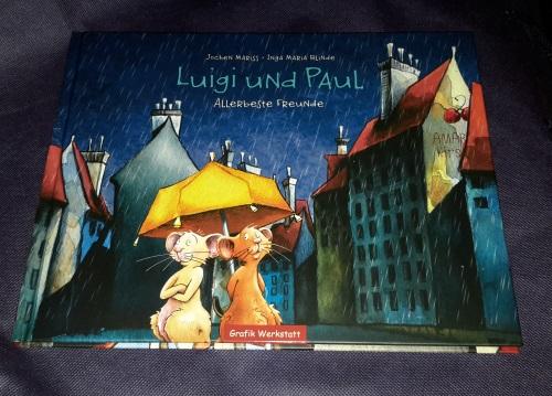 Jochen Mariss - Luigi und Paul: Allerbeste Freunde Cover14