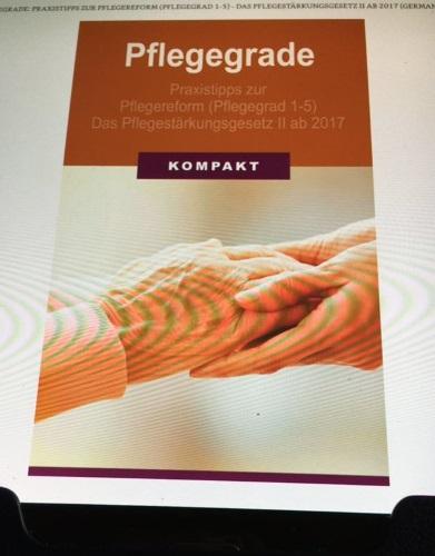 Angelika Schmid - Pflegegrade: Praxistipps zur Pflegereform Coverz10