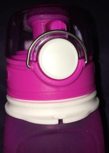 ieGeek Faltbare Wasserflasche Deckel12
