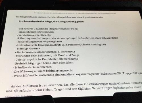 Angelika Schmid - Pflegegrade: Praxistipps zur Pflegereform Erschw10