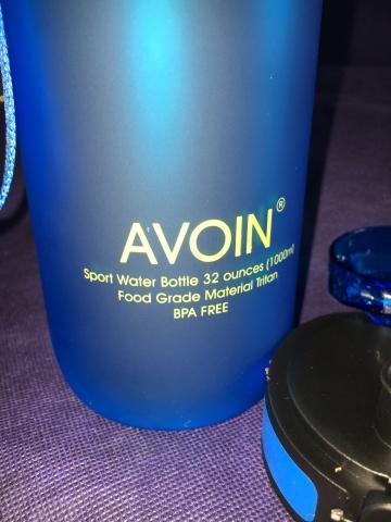 AVOIN colorlife - Sport Wasser Flasche Flasch37