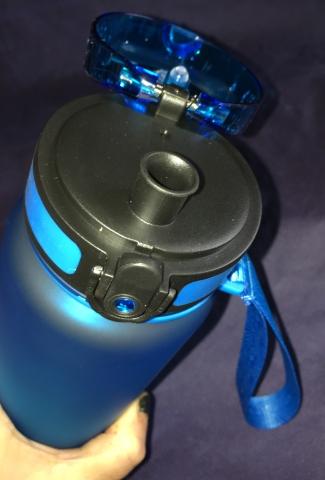 AVOIN colorlife - Sport Wasser Flasche Geyffn35